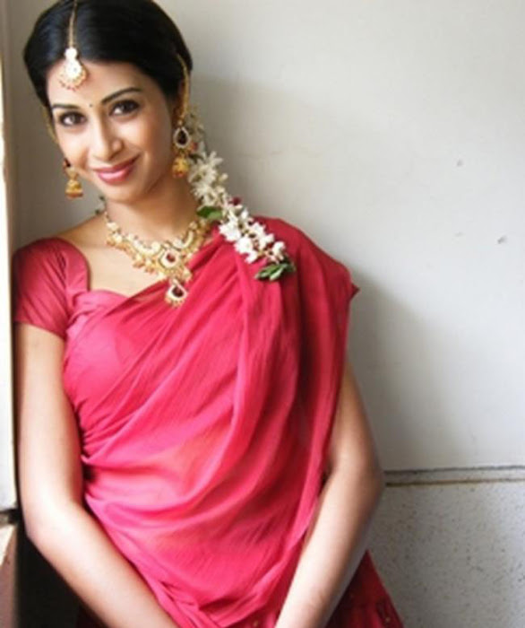 Gayatri in Saree  Photo Gallery