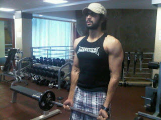 daggubati rana six pack body