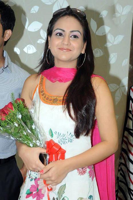 aksha @ rubees room actress pics