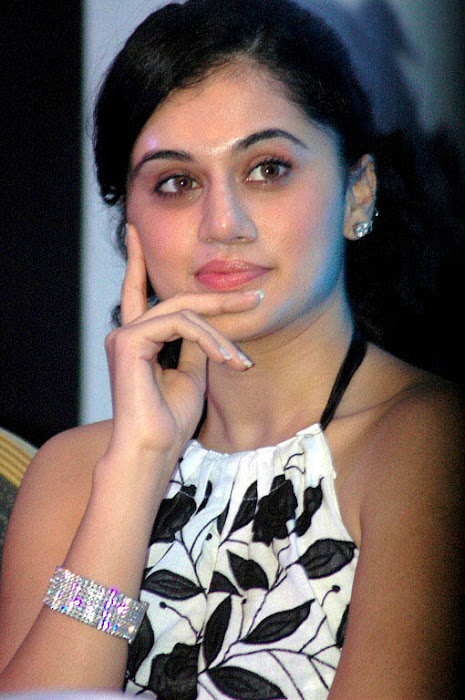 tapsee in white skin at kalamandir foundation hot photoshoot