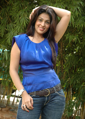 don seenu second heroine Anjana Sukhani latest stills gallery at don seenu success meet navel show