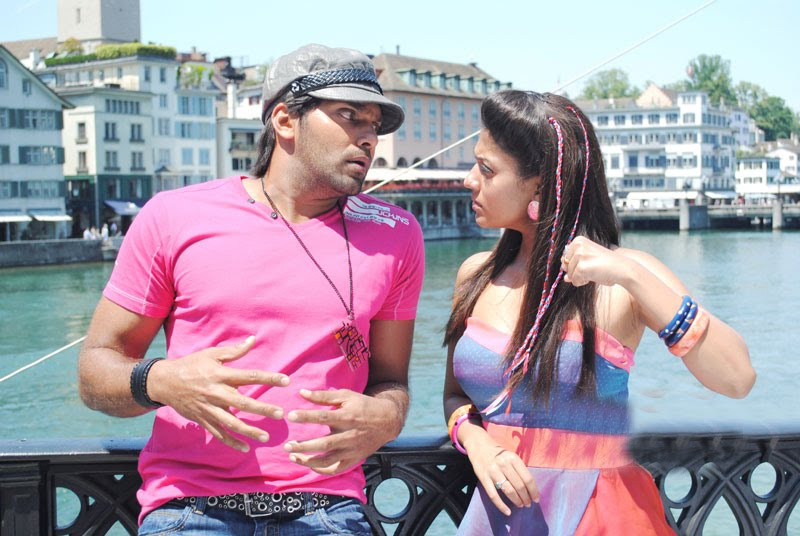 Arya & Nayanatara's 'Nene Ambani' Movie stills ~ Movie Franks