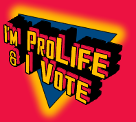 prolife & vote image