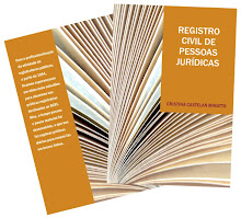 REGISTRO CIVIL DE PESSOAS JURDICAS ***** 2 EDIO