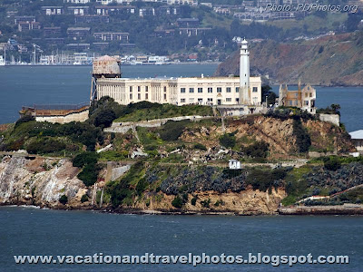 Alcatraz Prison, San Francisco, California, USA