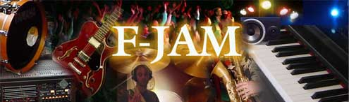 F-Jam Online Music Collaboration Studios