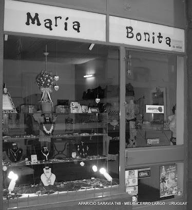 DESCUBRI A MARIA BONITA