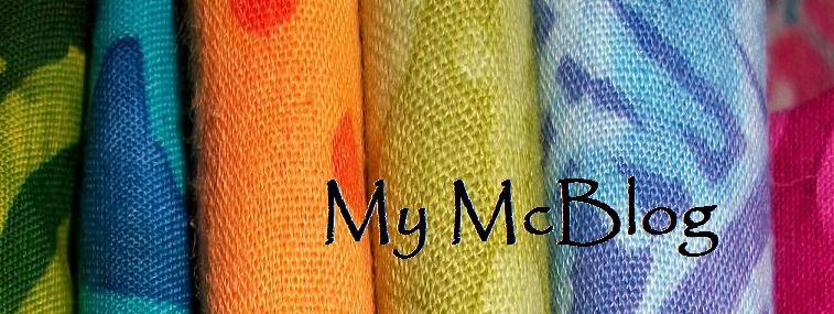 My McBlog