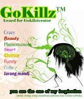 gokil award