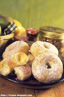 aneka adonan donat donut dasar