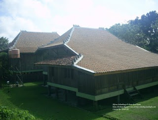 Rumah-Limas-Palembang-Sumsel-traditional-house