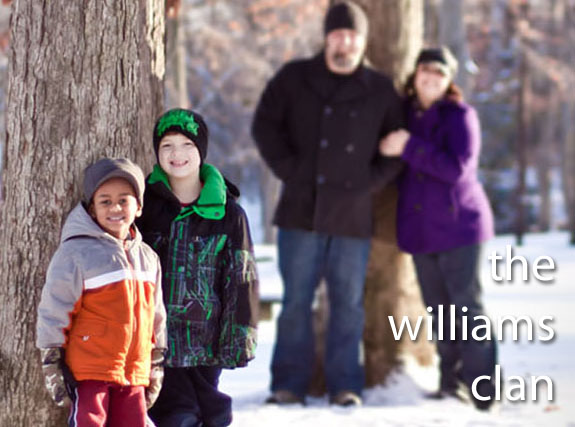 The Williams Clan