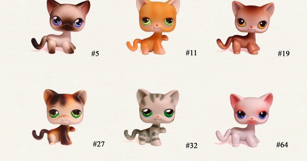 Nicoles Lps Blog Littlest Pet Shop Pets Cat Shorthair