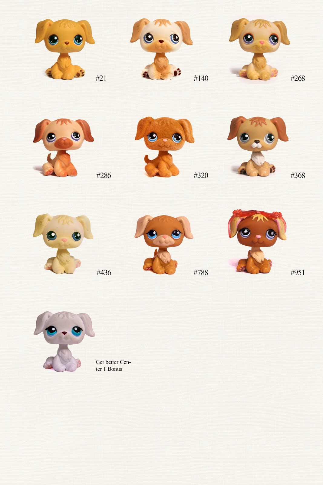 What Are The Breeds Of Cats In Lps