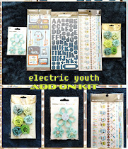 *electric youth* embellishment add on kit