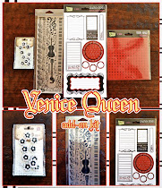 *venice queen* embellishment add on kit