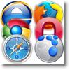 Web Browser gratis untuk menjelajah dunia maya - Image by MeNDHo.com