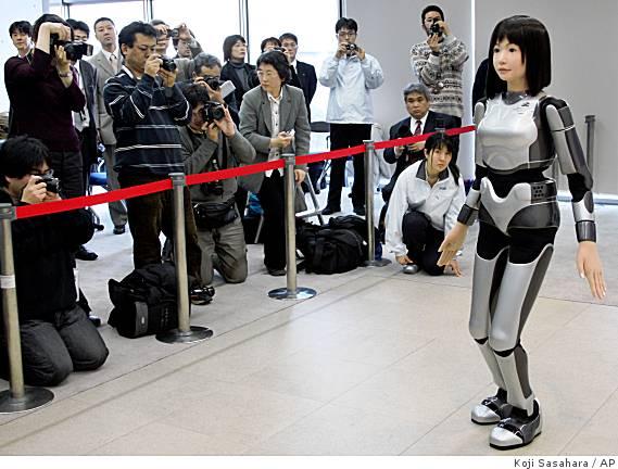 Teknologi Terbaru Di Jepang