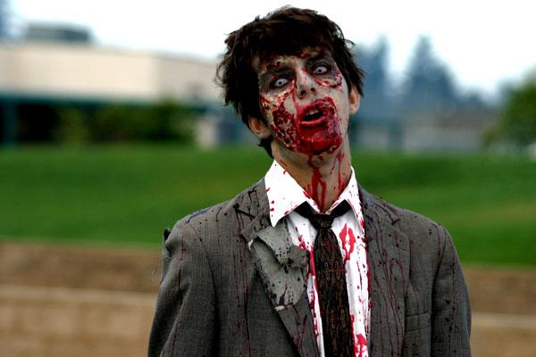 Ambasade Des --[FRA]-- Zombie