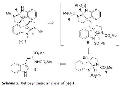 disconnection in retrosynthesis
