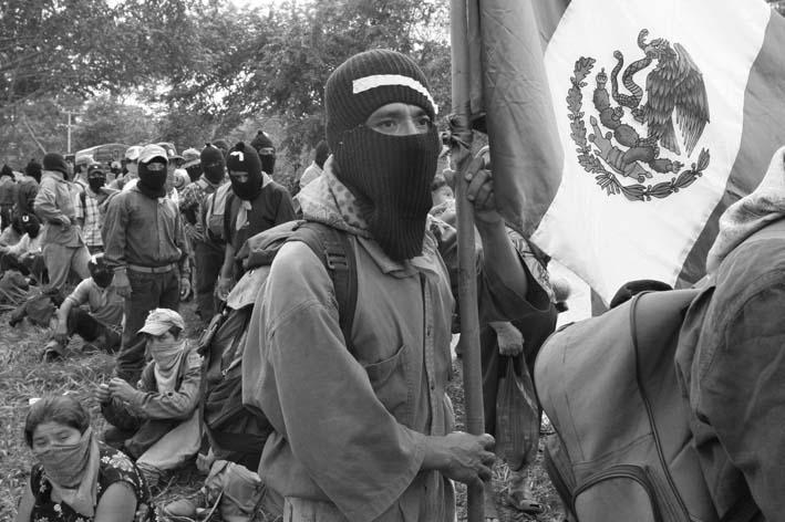 Tren Maya: los zapatistas tienen razón
