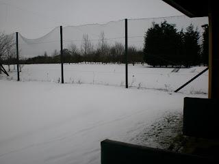 The Golf Putting area at Tea Green Golf, Wandon End, Luton