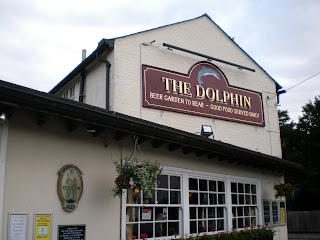 The Dolphin Pub in Melbourn