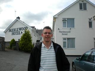 At The Merlewood Hotel in Saundersfoot