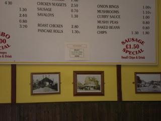 Paragon Gluten Free Fish & Chips in Birchington