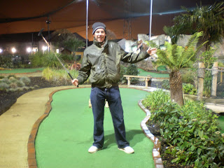 Jurassic Encounter Adventure Golf in New Malden