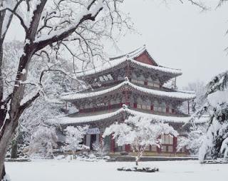 Negara Salju Terindah di Dunia
