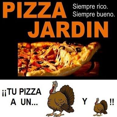 Ofertas buytheface restaurantes don 39 t stop madrid for Pizza jardin marcelo spinola