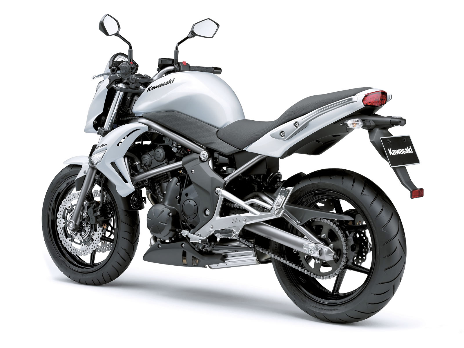 2009 KAWASAKI ER6n accident lawyers info | specs, pictures