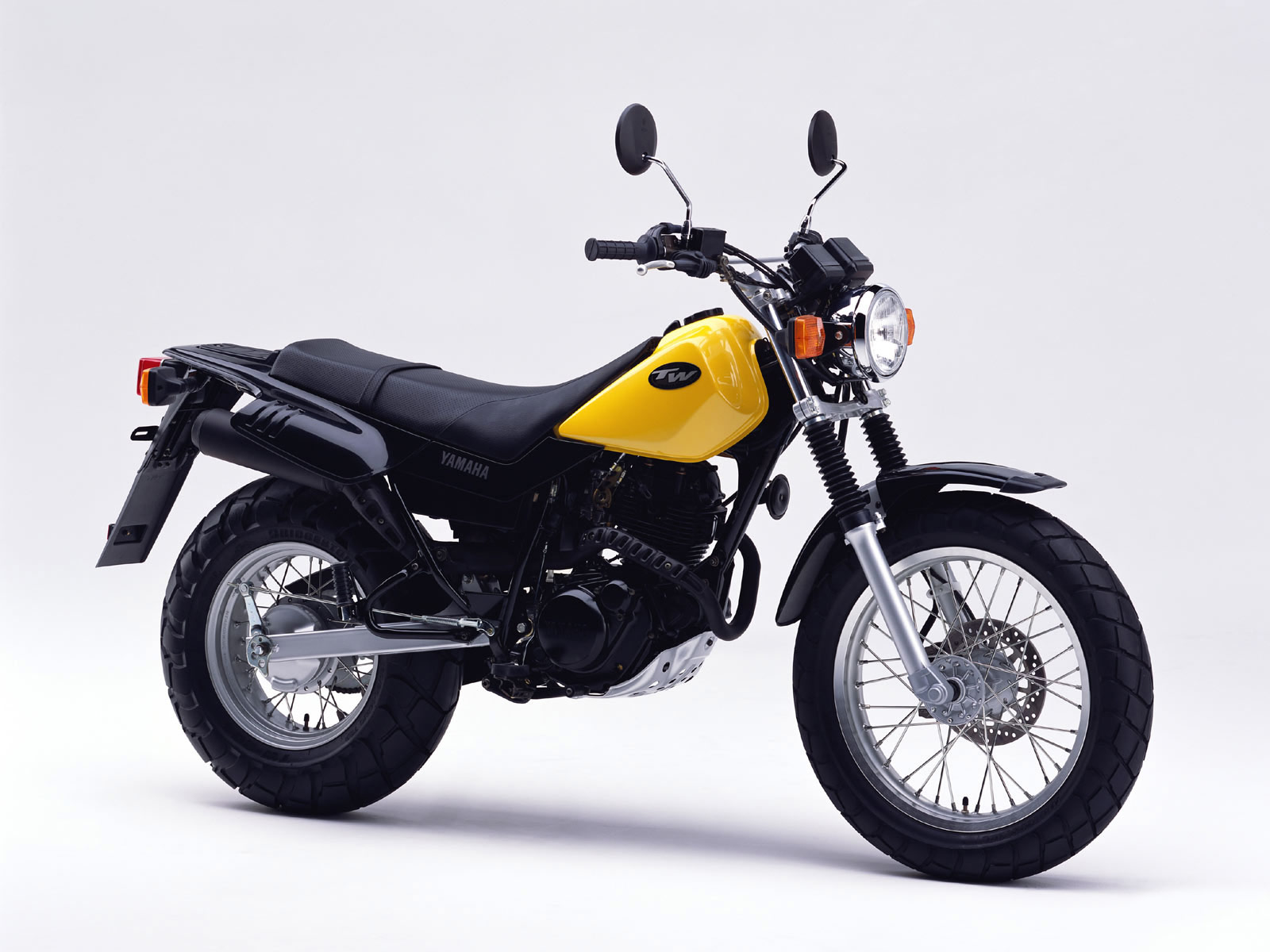 Yamaha Tw Specifications