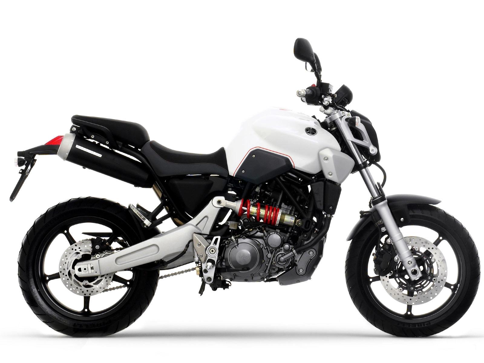 2006 Yamaha MT-03: pics, specs and information