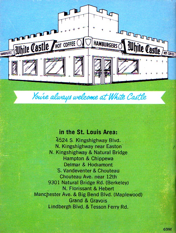 white castle  locations