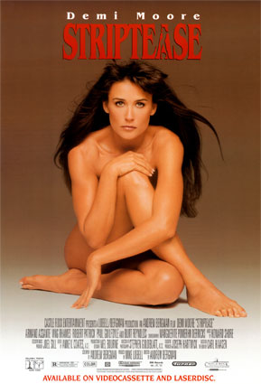 list of demi moore movies