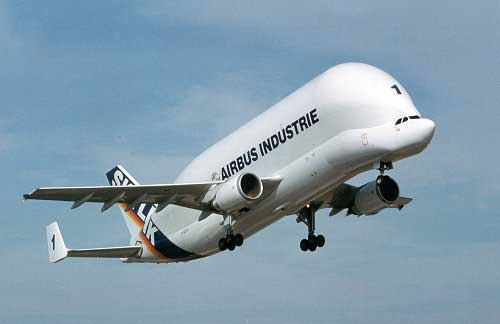 Airbus A300-600 ST Beluga Super Transporter Specification Data and ...