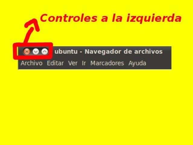Todo para Ubuntu: Cambiar botones minimizar-maximizar-cerrar e ... Content on