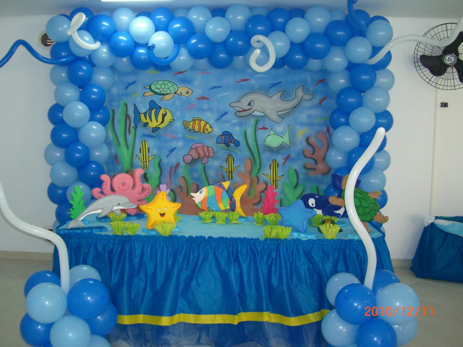 Categoria  Decora    O Infantil   Fundo Do Mar