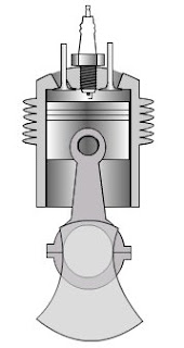 valvula dun motor de 4 tempos