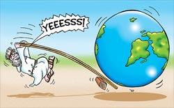 arquimedes movendo o mundo cunha panca