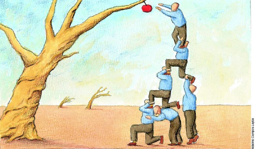 Muitas vezes Motivação, Liderança e Trabalho em equipe   Marketing e Comunicação RR44