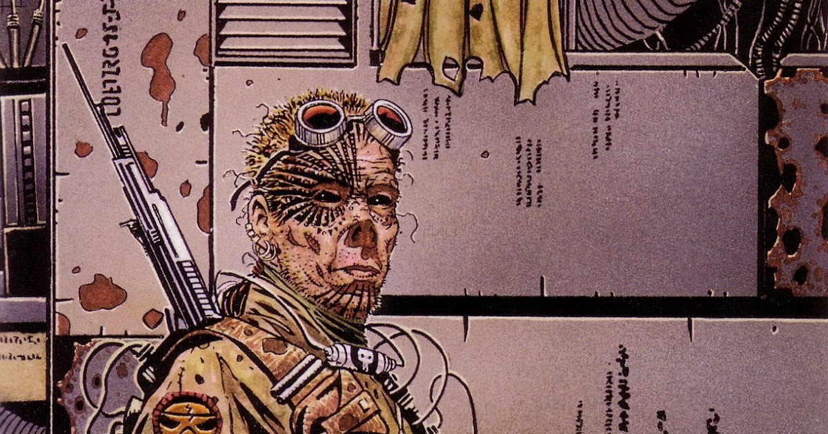 Tim Bradstreets Tusken Raider Unmasked Star Wars Galaxy Ii Art