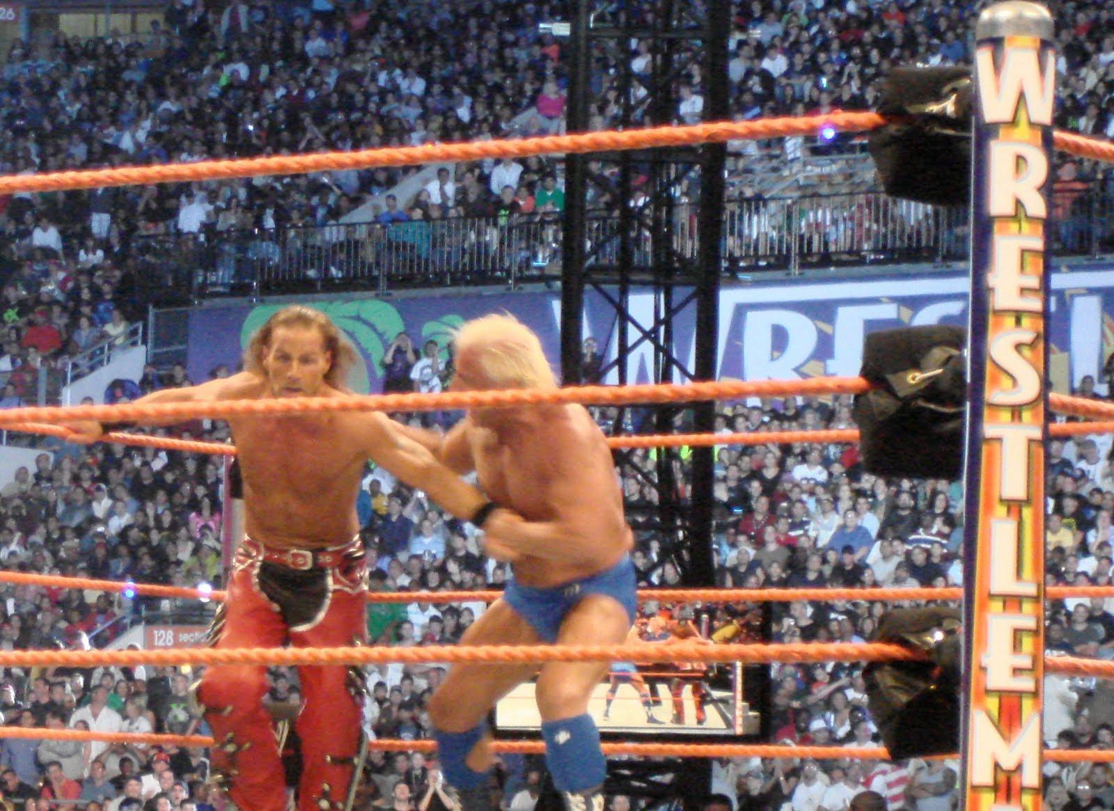 WWE 2K14 (PS3) Wrestlemania 24 (XXIV): Shawn Michaels vs