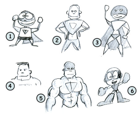 easy cartoon characters to draw. Go back to How to draw cartoon characters