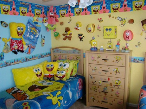 Decorated Boys Rooms