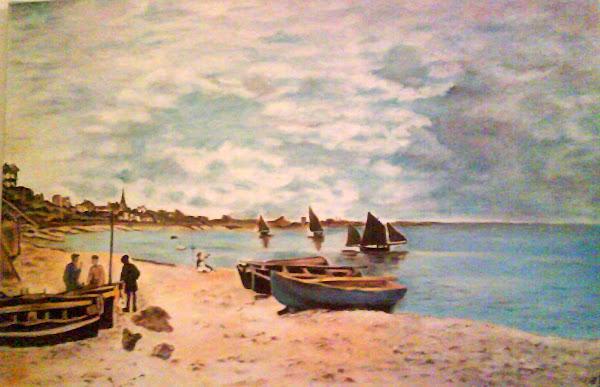 Tributo a  C. Monet