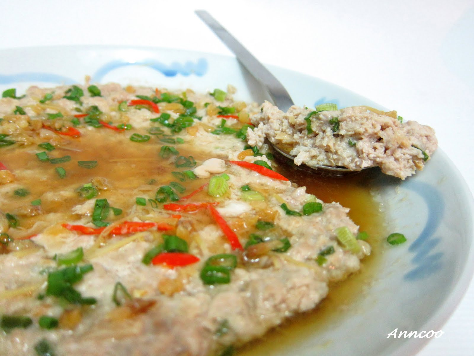 ... meat recipe steamed tofu with ground pork steamed minced pork and tofu