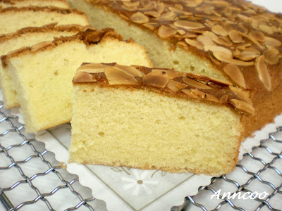 Almond Butter Cake | Anncoo Journal - Come for Quick and Easy Recipes